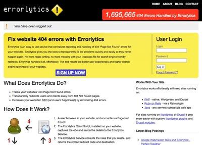 errorlytics