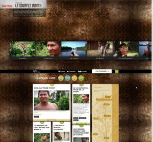 Amazonie - le souffle indien