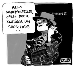 wordpress sur smartphone