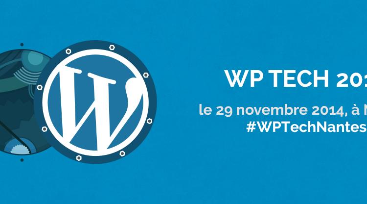 Le WP Tech est en marche