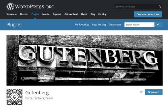 Gutenberg : le nouvel éditeur visuel de WordPress_ Tuto Du Geek