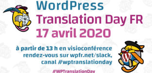 Et si vous participiez au premier WordPress Translation Day FR ?